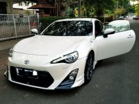 Toyota 86 V TRD 2013 Coupe dijual