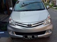 2014 Toyota Avanza All New type E dijual