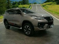 2017 Toyota Fortuner SRZ AT dijual