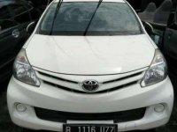 2013 Toyota Avanza tipe E dijual