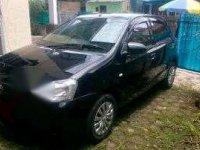 2014 Toyota Etios JX Dijual