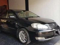2005 Toyota Corolla Altis G dijual