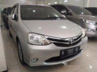 Toyota Etios E 2015 Dijual