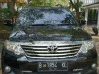 2012 Toyota Fortuner V At dijual