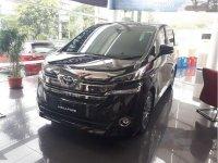 Toyota Vellfire G 2017 Wagon dijual