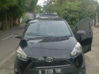 Toyota Sienta E 2016 Dijual