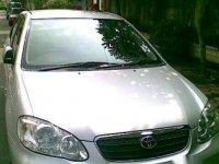 2004 Toyota Corolla Altis J dijual