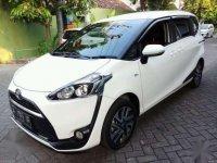 2016 Toyota Sienta V Dijual