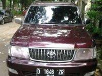 2003 Toyota Kijang SSX Dijual