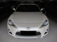Toyota FT 86 2012 Dijual