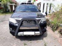 2013 Toyota Fortuner V Dijual