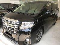 Toyota Alphard G 2017 Wagon dijual