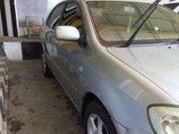2003 Toyota Altis Manual Mewah Dijual