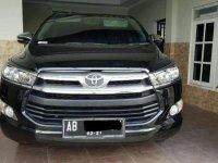 2016 Toyota Innova Reborn V Manual Dijual