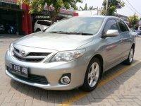 Toyota Corolla Altis V 2012 Sedan dijual