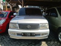 Toyota Kijang 2.4 LGX Diesel 2002 Dijual