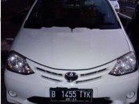 Toyota Etios Valco JX 2014 Hatchback dijual