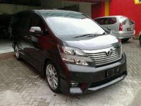 2011 Toyota Vellfire Dijual