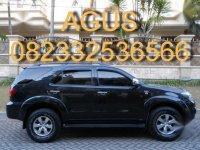 2008 Toyota Fortuner G Diesel/ Solar Manual dijual