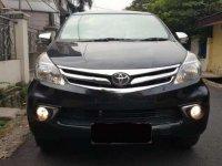 Toyota Hatchback Grand New Avanza G 1.3 M/T 2015 Hitam