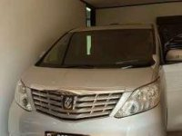 2014 Toyota Alphard V Dijual