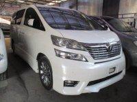 Toyota Vellfire 2011 Dijual
