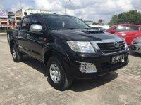 Toyota Hilux E Double Cabin 4x4 2014 Dijual