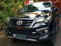 2017 Toyota Fortuner TRD dijual
