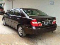 2002 Toyota Camry 2.4 V dijual