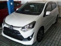 Toyota Agya TRD Sportivo 2018 MT Dijual