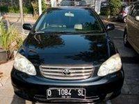 2001 Toyota Corolla Altis J dijual