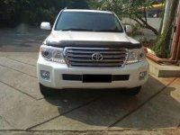 2013 Toyota Land Cruiser 4.5 V8 Diesel dijual