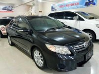 Toyota Corolla Altis J 2010 Dijual