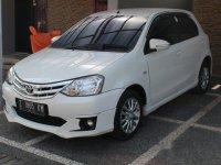 Toyota Etios G 2014 Dijual