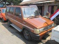 Toyota Kijang Super 1986 Dijual