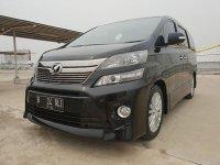 Toyota Vellfire ZG 2012 Dijual