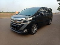 Toyota Vellfire G 2016 Wagon Dijual