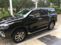 Toyota Fortuner G TRD 2016 Wagon dijual