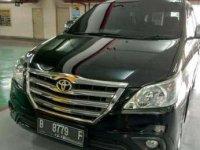 2014 Toyota Innova 2.5 G Matic DIESEL dijual