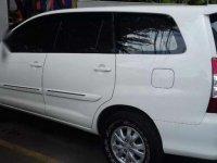 Toyota Kijang Innova G MT Tahun 2014 Dijual