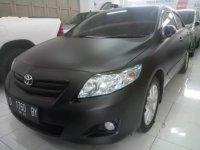 Toyota Corolla Altis V 2008 Sedan dijual