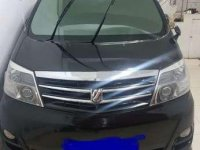 Toyota Alphard V AT Tahun 2007 Dijual