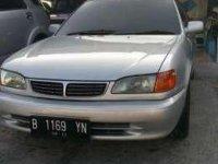 2000 Toyota Corolla dijual