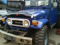 1976 Toyota Hartop Pick Up Dijual