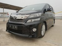 Toyota Vellfire X 2012 Wagon dijual
