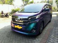 2016 Toyota Vellfire G A/T ATPM dijual