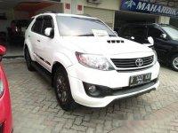 Toyota Fortuner G VNT Turbo TRD Sportivo 2014 Dijual