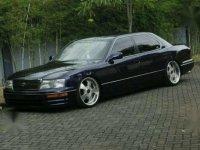 1997 Toyota Crown Super Saloon Dijual