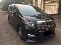 Toyota Alphard X 2016 Wagon dijual