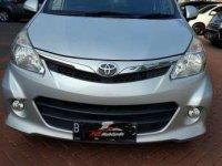 2013 Toyota Avanza Veloz Manual dijual